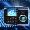 Comparecimento do tempo da impressão digital da máquina Iclock360 do comparecimento do cartão de perfurador do pulso de disparo de tempo da impressão digital