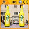 5 Meter-gute Qualitätsaufblasbare Bierflasche-Replik (BMBT4)