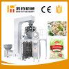 Máquina de embalagem vertical para bolinho de massa Frozen