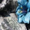 Nueva tela del telar jacquar del Chenille de la tela del sofá 2015 (FTH31003A)