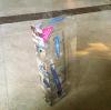 Легкая прочитанная резцовая коробка PVC инструмента складывая упаковывая пластичная
