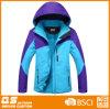 1枚の暖かい冬のジャケットに付き人の多彩な3枚