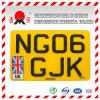 Reflektierender Film für Kraftfahrzeug-Kfz-Kennzeichen (TM8200)