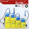 5L庭/Agricultural Pressure Hand Compression Manual Shoulder Sprayerのための(SX-CS5A)