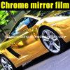 Пленка крома автомобиля стикера тела автомобиля стикера крома золота