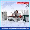 Máquina de estaca de madeira personalizada 1533 do router do CNC do ATC do tamanho