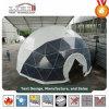 주문을 받아서 만들어진 투명한 상단을%s 가진 큰 경간 지오데식 돔 온실 천막