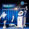 2017 Kes Hot Sale Machine Cryo Machine Velashape Machine d'équipement amincissante pour la réduction de la cellulite Lèvres et yeux Arrangement antirides