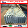 Container를 위한 SGCC Corrugated Galvanized Steel Sheet