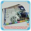 Stampa a spirale del libro del taccuino di Casebound di servizio di stampa del libro della libro con copertina rigida/diario del banco