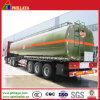 De liquide chimique en acier de camion-citerne de HCL de transport remorques acides de réservoir semi