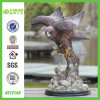 Décoration 2014 de bureau inférieure ronde d'aigle (NF12146)