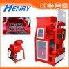 Hr2-10 automatischer hydraulischer hohler Lego blockierenblock, der Maschinen-Lehm-Ziegeleimaschine in Afirca herstellt