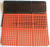Atacado Interlocking Grainage Hotel Kitchens Rubber Floor Mat