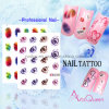 Nail Tattoo, Nail Sticker, Tattoo