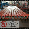 Epoxy Resin Paints UL & FM Carbon Fire Steel Pipes