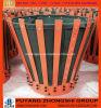 Fabbricazione del cestino del cemento della tela di canapa di api, fabbrica di cementazione del cestino