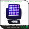 36X12W Portable LED Moving Blinder Light