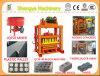 Bloc Qtj4-40 concret utilisé manuel faisant la machine à vendre branchement d'Afrique, Nigéria, Algérie