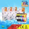 De Patroon van de inkt Compatibel voor Canon pgi-520/pgi-220/bci-320/pgi-820 Reeksen Bk/C M Y met Spaander