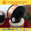 証明書ISO9001 TUVが付いている溶接の消耗品0.9mm 15kg/Spool Sg2 Er70s-6の銅の固体はんだワイヤー