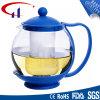 Hoog-Quanlity en verkoopt het best de Theepot van het Glaswerk (CHT8078)