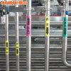 De Leverancier van China van de Machine van de Sterilisator van UHT van het sap en van de Melk (het Elektrische Verwarmen)