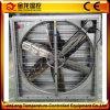 Ventilateur d'extraction de volaille du flux d'air 44000m3/H de Jinlong pour la ferme avicole et la serre chaude