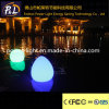 Decorativo recargable coloridas flotantes Light Peach LED