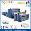 Zq-III-E rebobinant et perçant la machine de papier de toilette