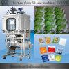 Macchina di forma/riempimento/saldatura verticale liquida automatica