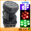 10W LED Moving Head RGBW Wash Light