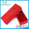 Empaquetado de papel impreso insignia de encargo de la caja de cartón
