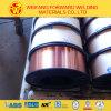 Провод заварки СО2 Er70s-6 защищаемый газом твердый с стабилизированным проводом Китаем дуговой сварки