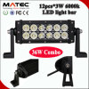 36W CREE LED Driving Light für Truck Boat SUV 4X4 ATV UTV Mining LED Light Bar