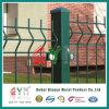 Гальванизированная сваренная металлом загородка ячеистой сети для железнодорожного авиапорта