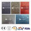 Tissu en aluminium de tissu/fabrication de fil en aluminium/rideau décoratif