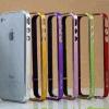 Alta calidad Mobile Phone Metal Protective Frame para el iPhone