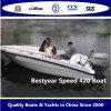 Barco de pesca da velocidade 420 de Bestyear