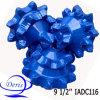 Molido Tooth Tricone Bit 9 1/2 '' IADC116 para Oilfield Drilling