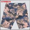 Shorts da praia dos homens da flor para o desgaste do verão