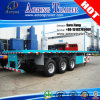 2015 Top Ranking 40ft Flatbed Semi-Trailer/Container Trailer for Sale