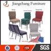 公共の現代安い製造業者鋼鉄教会椅子(JC-JT53)
