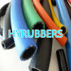 Tuyau en caoutchouc industriel d'air tressé flexible de tissu