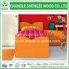 다채로운 형식 아이들 가구 나무로 되는 침대 모형