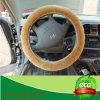 Qualitäts-Schaffell-Auto-Lenkrad-Deckel