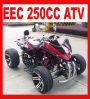 Nieuwe Gas Powered 250cc 4 Vierling Wheeler (mc-388)