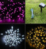 22m Outdoor Waterproof Christmas Solar String Light LED Lighting Rechargeable