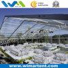 tenda trasparente di congresso di carità di 30X30m da vendere