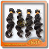 8 '' - 28 '' wholsale Remy 3aindian Human Virgin Hair